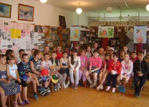 Сосновская городская библиотека-филиал №2