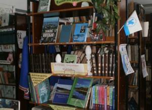 Слудская сельская библиотека-филиал