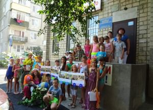 Детский экологический библиотечно-информационный центр имени И. Василенко — филиал № 14