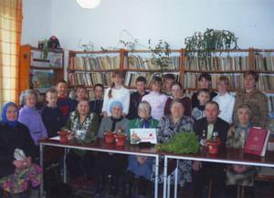 Гремячевская сельская библиотека-филиал