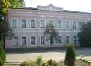 Центральная районная библиотека г. Духовщина