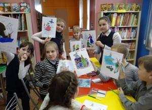 Детская библиотека № 12 Невского района Санкт-Петербурга