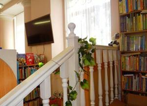 Детская библиотека № 11 Невского района Санкт-Петербурга