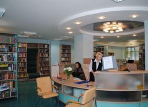 Библиотека № 4 Невского района Санкт-Петербурга