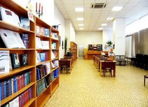 Библиотека № 1 им. Н. Крупской Невского района Санкт-Петербурга