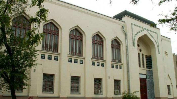 Астраханская областная научная библиотека им. Н. К. Крупской