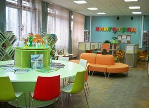Библиотека № 6 Кировского района