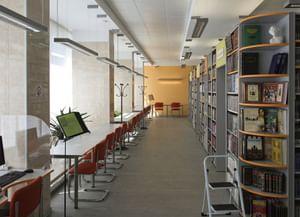 Библиотека № 1 Кировского района