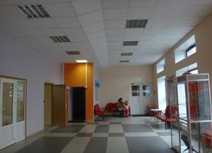 Центральная детская библиотека Кировского района