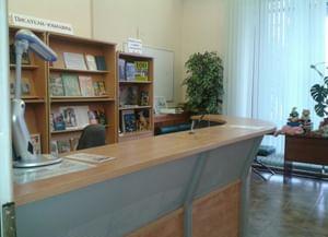 Центральная районная библиотека им. М. Шолохова Кировского района