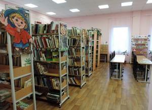 Детская  библиотека имени А. Барто