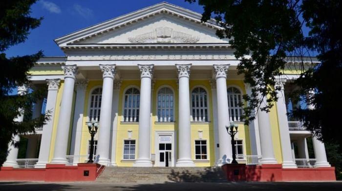 Орловская областная научная универсальная публичная библиотека им. И. А. Бунина