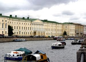 Российская национальная библиотека (Здание на наб. р. Фонтанки)