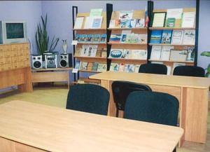 Ольшанская поселенческая библиотека