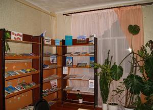 Новомасловская поселенческая библиотека