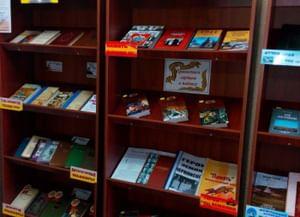 Морквинская поселенческая библиотека