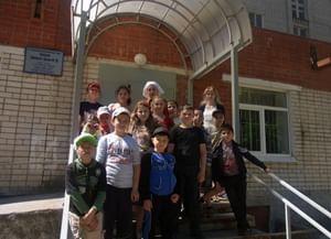 Городская библиотека-филиал № 36