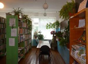Хотисинская библиотека