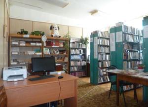Горская библиотека д. Горки