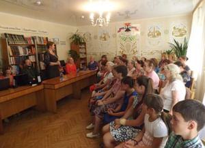 Кимовская межпоселенческая центральная районная библиотека