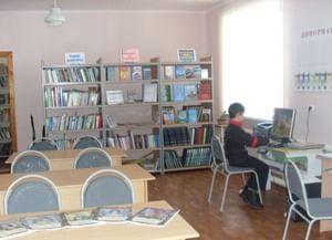 Лубянская поселенческая библиотека