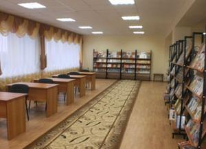 Кочегуренская поселенческая библиотека