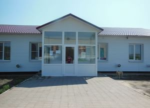 Большанская поселенческая библиотека