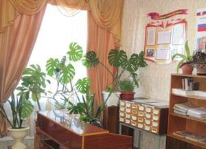 Луценковская сельская библиотека