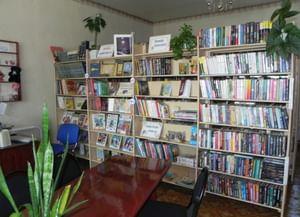 Смородинская поселенческая библиотека