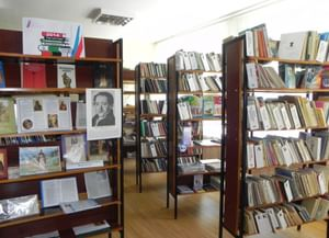 Черкасская поселенческая библиотека