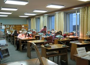Городская библиотека № 7. Гуманитарная библиотека