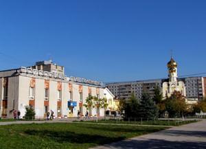 Центральная библиотека г. Обнинск