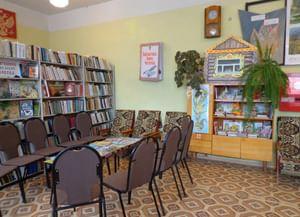 Подборская сельская библиотека