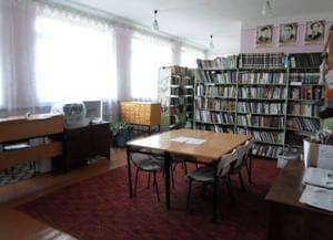 Киреевская сельская библиотека