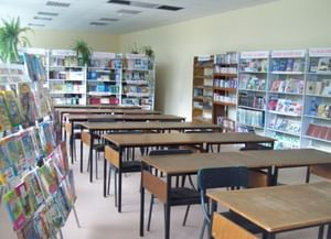 Дешовская сельская библиотека