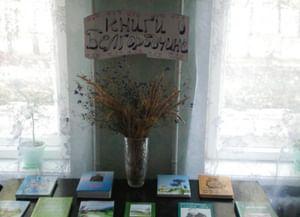 Верхне-Ольшанская поселенческая библиотека