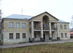 Асеньевская сельская библиотека