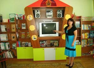 Кустовская модельная библиотека
