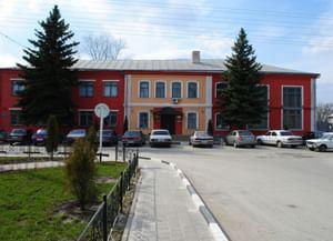 Чернянская центральная районная библиотека