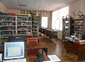 Центральная районная межпоселенческая библиотека № 1 г. Суворов
