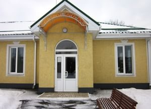 Сапрыкинская сельская библиотека