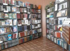 Самаринская библиотека-филиал № 31