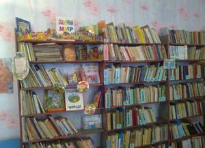 Прилепская сельская библиотека-филиал № 21