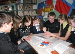 Кулешовская сельская библиотека-филиал № 20