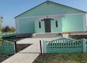 Гредякинская сельская библиотека-филиал № 10