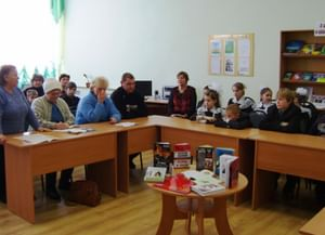 Шелаевская модельная сельская библиотека-филиал № 28