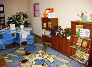 Тимоновская модельная сельская библиотека-филиал № 12