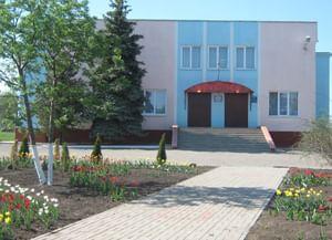 Кочетовская модельная сельская библиотека