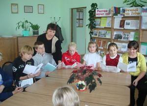 Мандровская модельная сельская библиотека-филиал № 4