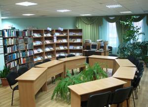 Дубовская поселенческая модельная библиотека